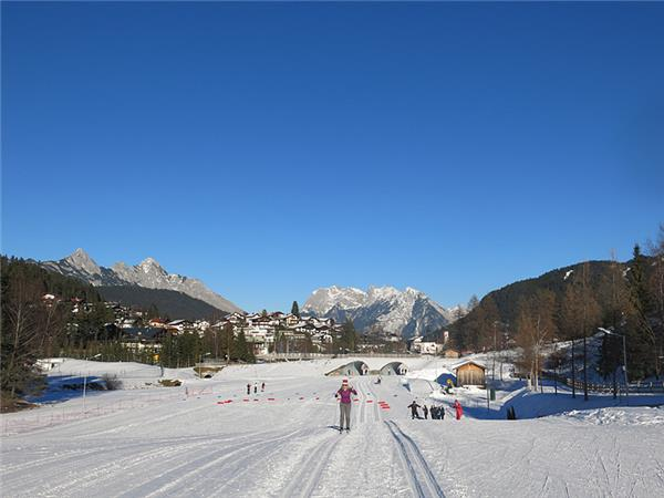 Austria cross country skiing holiday