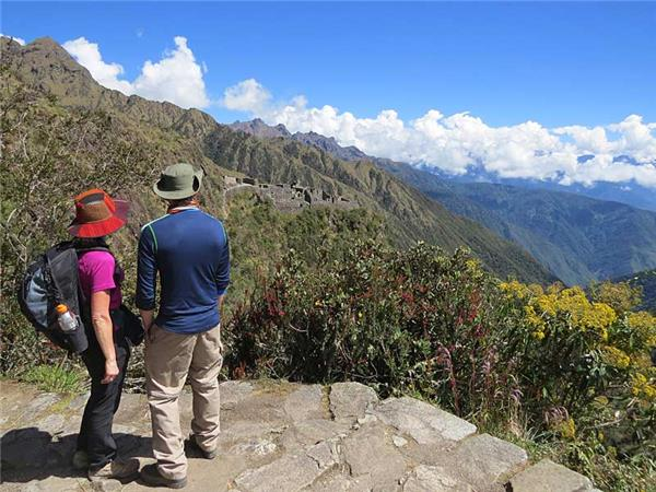 Hiking the Inca trail holiday