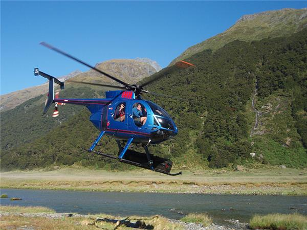 New Zealand trekking holiday