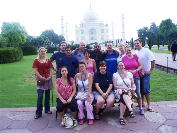 India small group, temples and tigers