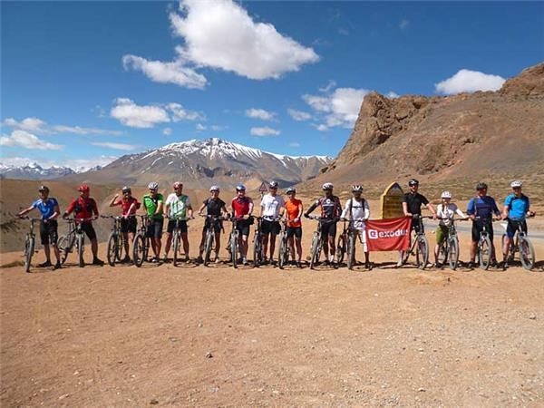 Manali to Leh cycling holiday in the Himalayas, Ladakh