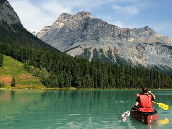 Canadian Rockies tour