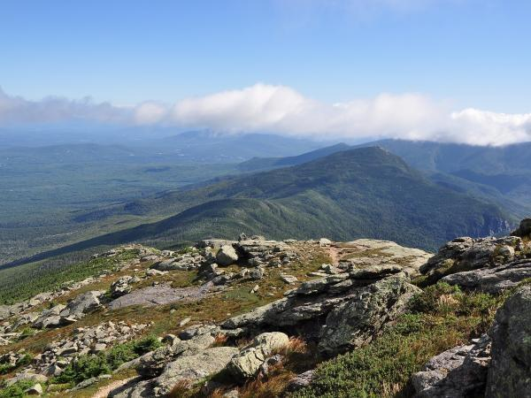 Appalachian Trail hiking tour, USA