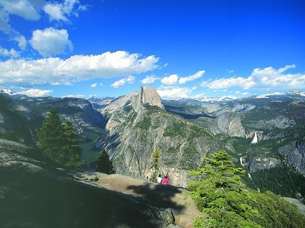 San Francisco to Yosemite tour, America