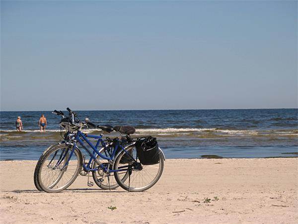 Cycling holiday in the Baltics