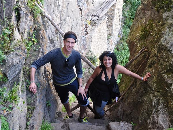 Inca Trail adventure holiday