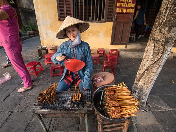 Vietnam small group holiday, a food adventure