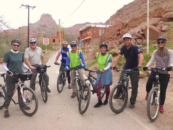 Cycling holiday in Iran