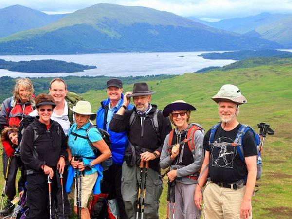 West Highland Way walking holiday, Scotland