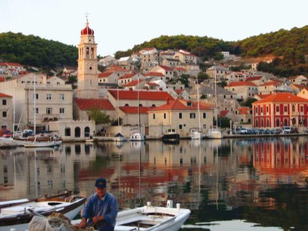 Croatia family holiday, bike & boat