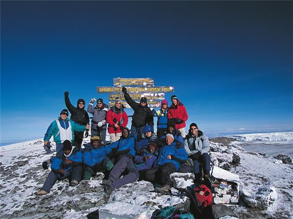 Kilimanjaro rongai route trekking