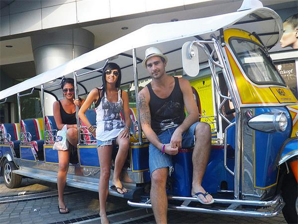 Thailand holiday on a shoestring
