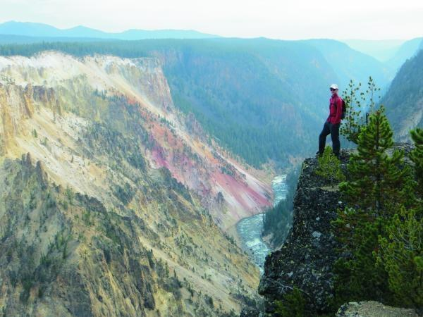 Wildlife holiday in America, incl Yellowstone