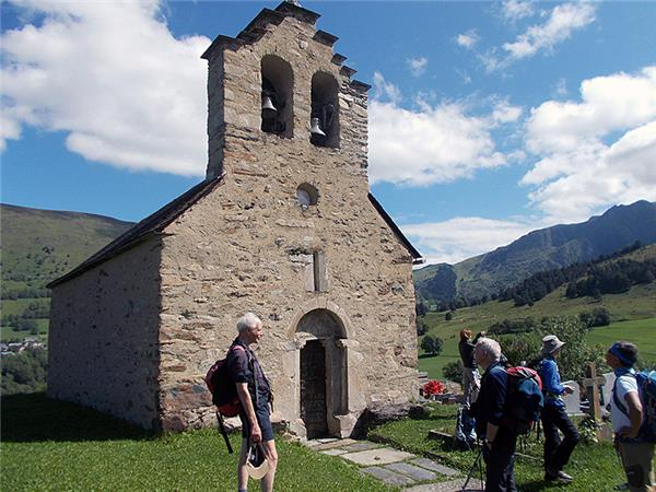 Walking holiday in the French Pyrenees