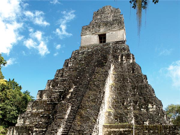 Mexico, Belize & Guatemala tour, Mayan encounter