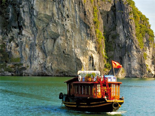 Indochina tour, small group