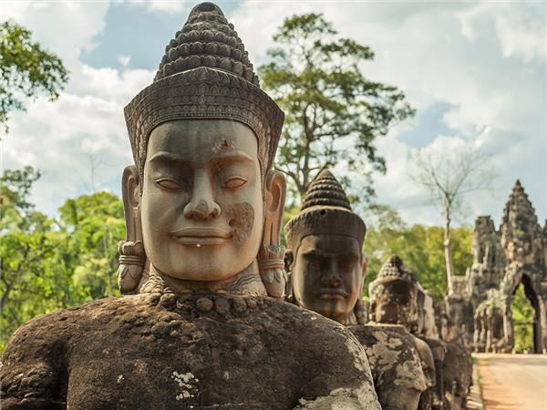 Cambodia & Vietnam tour, small group