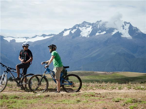 Peru multi activity holiday, bike, climb and hike