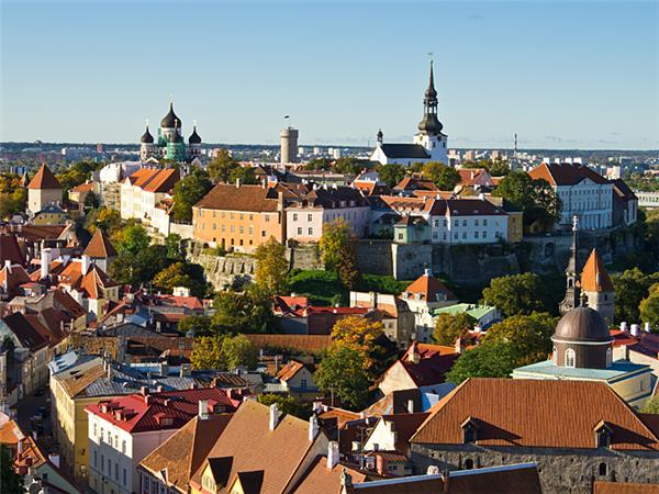 Estonia, Latvia and Lithuania holiday