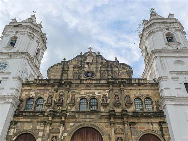 Central America tour, Managua to Panama City