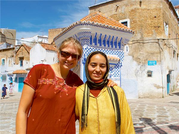 North Morocco adventure holiday