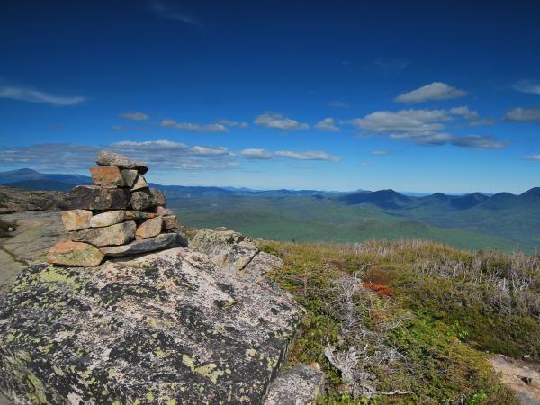 Appalachian Trail walking holiday in America