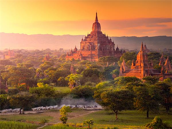Myanmar holiday, 21 day itinerary