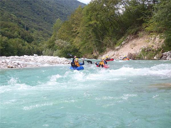 Slovenia holiday, multi sport