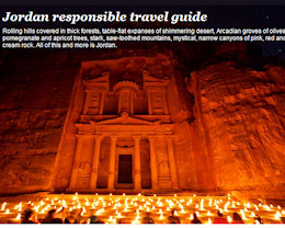 Jordan Responsible Travel Guide