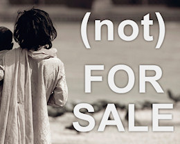 Orphanage tourism - not FOR SALE