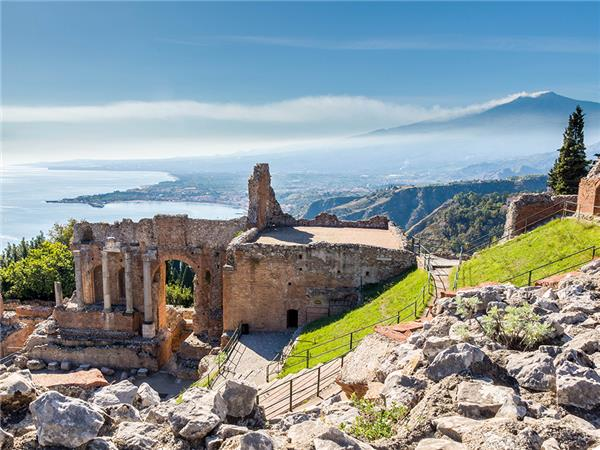Calabria and Sicily holiday, Italy