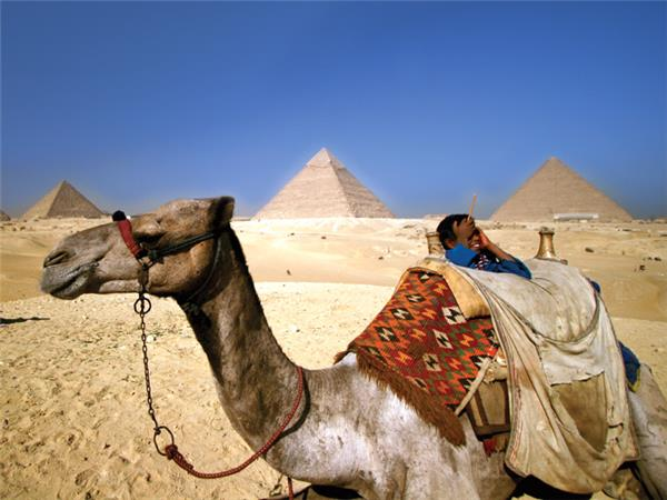 Egypt adventure holiday