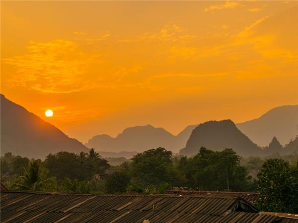 Laos highlights tour, 10 days