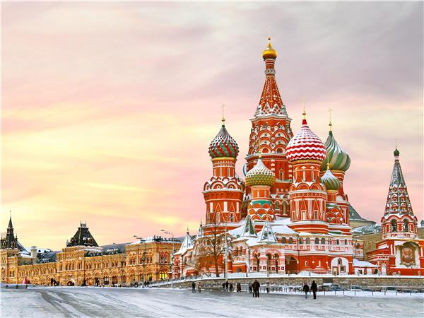 Winter Trans Siberian rail holiday