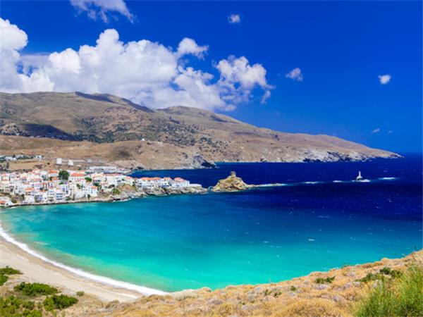 Greek Islands walking holiday