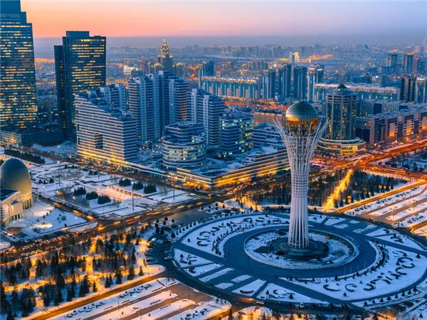 Kazakhstan tour, small group