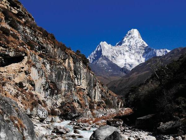 Everest hiking holiday