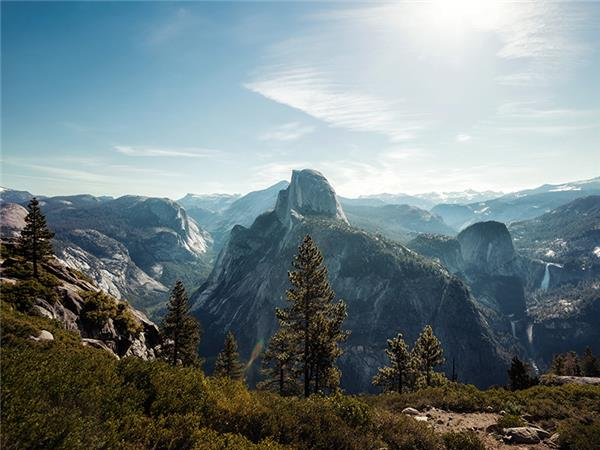 Western USA National Parks holiday
