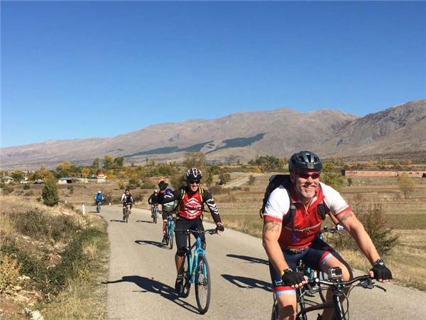 Cycling holiday in Albania