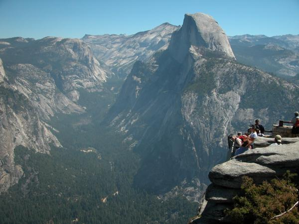 Camping tours of Western America