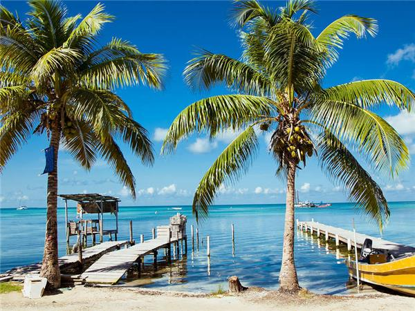 Belize family holiday