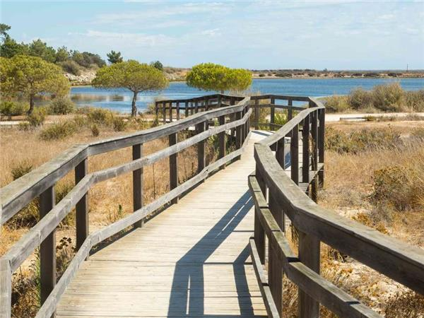 Portugal walking holiday, Eastern Algarve