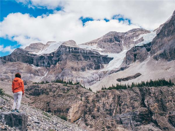 Walking in the Canadian Rockies holiday