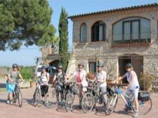 Catalonia self guided cycling holiday, Spain