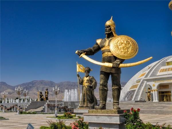 Silk Road overland truck tour