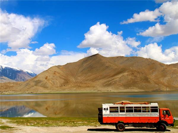 Silk route, Bishkek to Beijing tour by overland truck