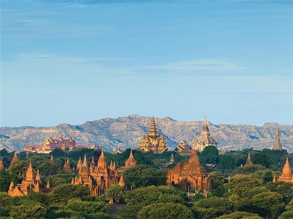Burma holidays, small group tour