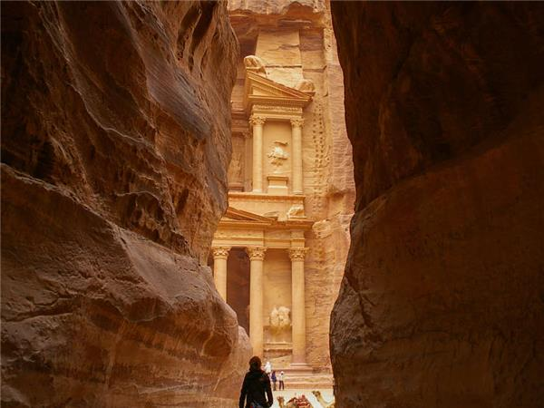 Adventure holiday in Jordan