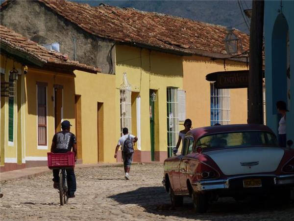 Small group backroads and beaches tours to Cuba