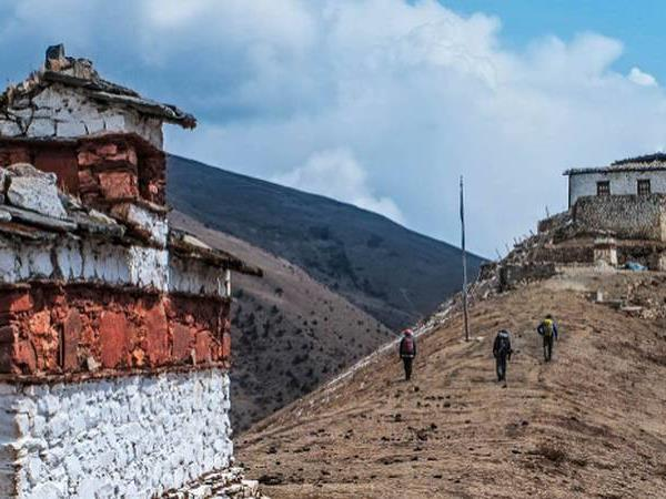 Trekking in Bhutan adventure holiday
